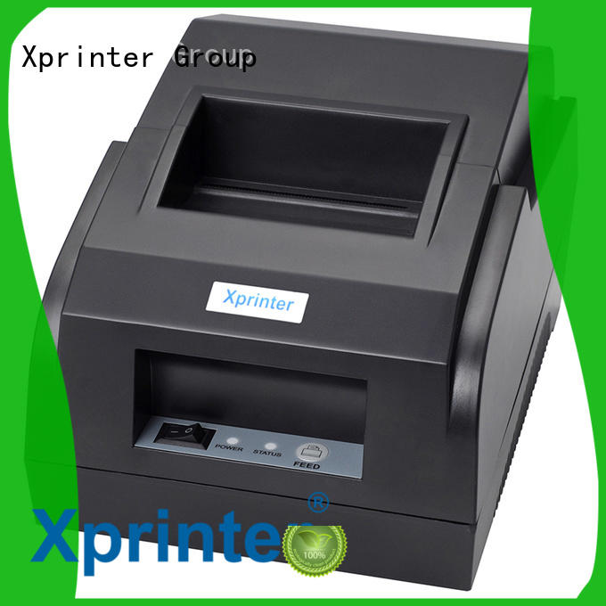 commonly used retail receipt printer series for tax