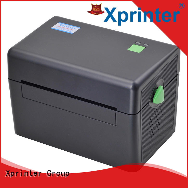 Xprinter product labeling barcode label maker machine from China for store