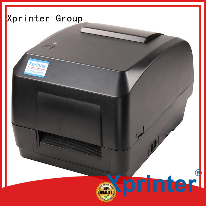 Xprinter large capacity bluetooth thermal label printer factory for tax