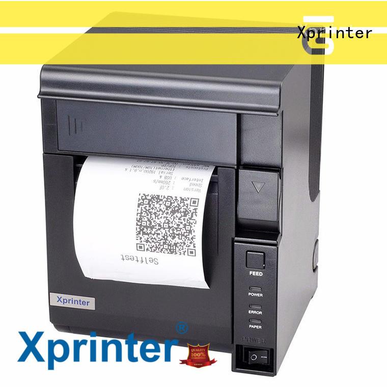 Xprinter portable receipt printer design for retail