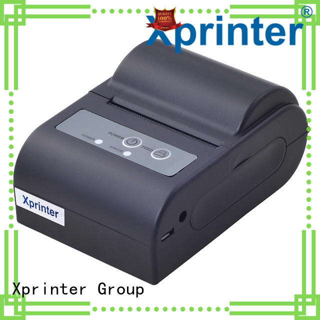 Xprinter dual mode wireless receipt printer for android factory for tax