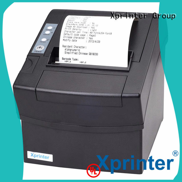sturdy wireless receipt printer for android manufacturer for medical care