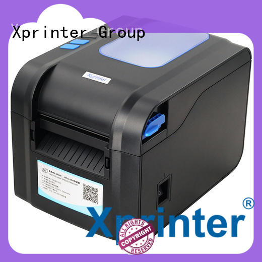 Xprinter durable handheld barcode label maker inquire now for post