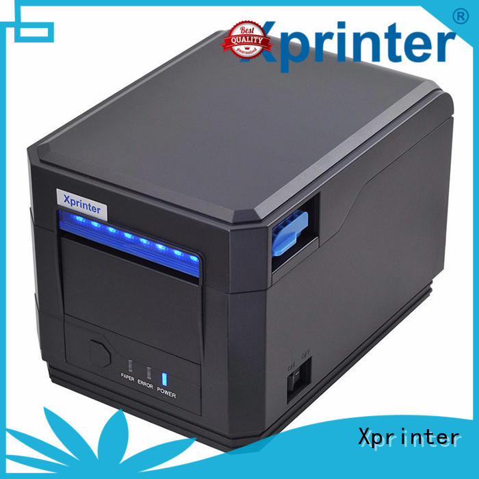Xprinter multilingual printer 80mm factory for mall