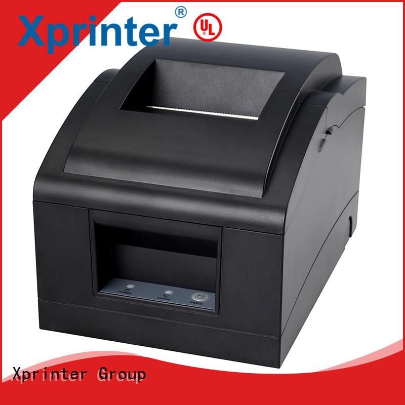 Xprinter quality portable dot matrix printer series for post
