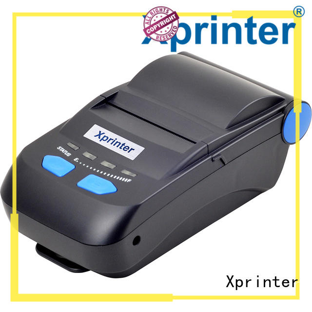 dual mode handheld receipt printer factory for shop