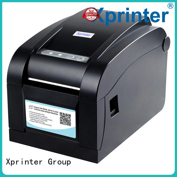 Xprinter durable 3 inch thermal printer for medical care