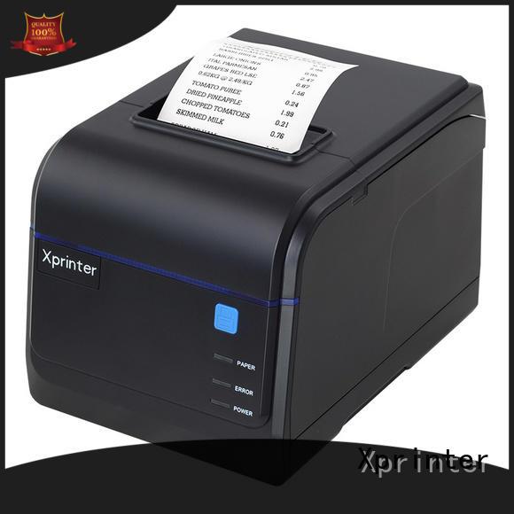 Xprinter lan thermal receipt printer factory for shop