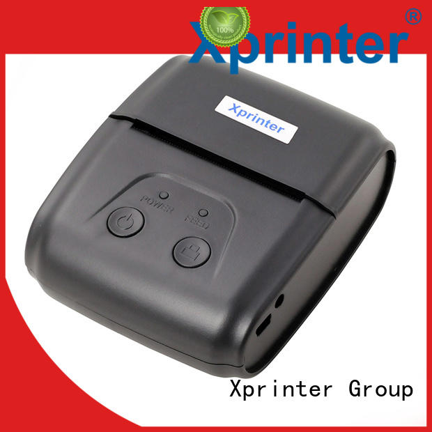 Xprinter stable wireless pos printer directly sale for storage