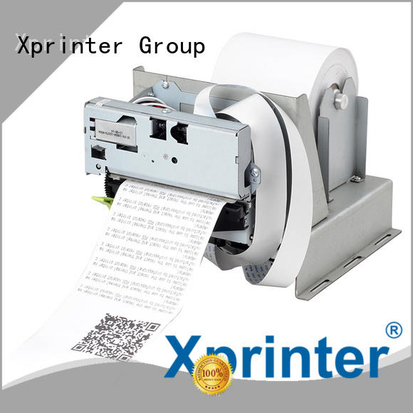 hot selling micro panel thermal printer customized for store