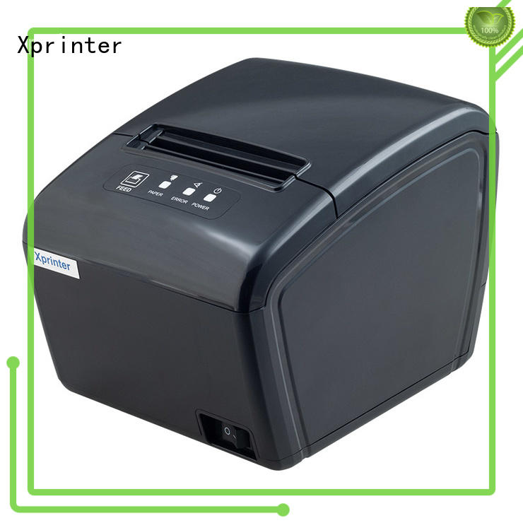 Xprinter multilingual ethernet receipt printer factory for shop
