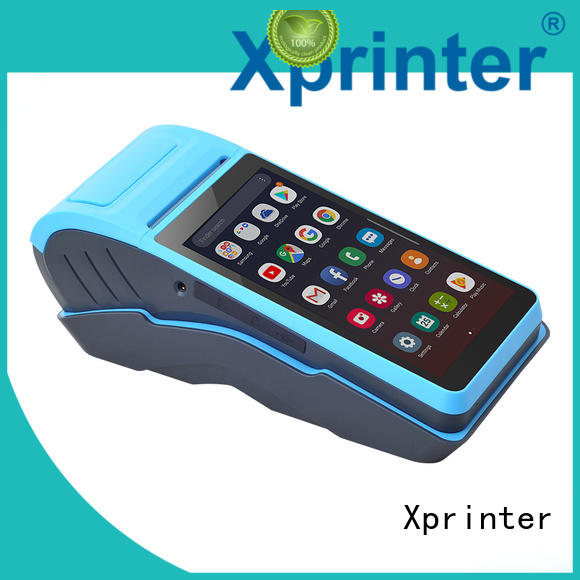 Xprinter cost-effective handheld thermal printer design for supermarket