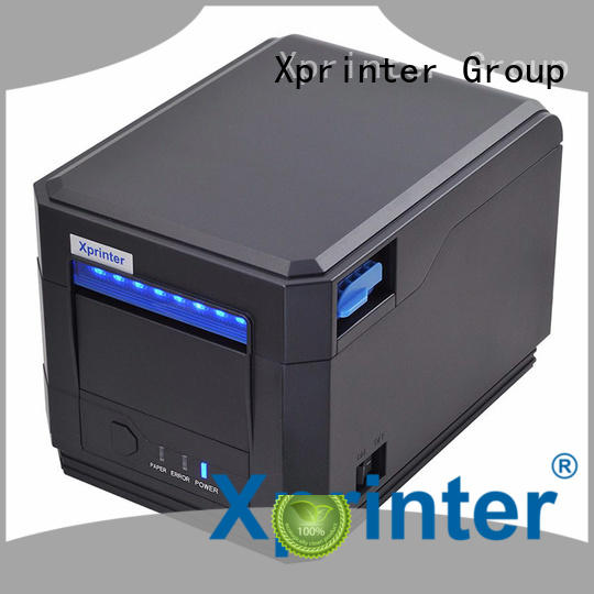 standard bill printer design for shop Xprinter