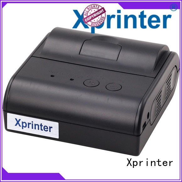 Wifi connection handheld receipt printer inquire now for store
