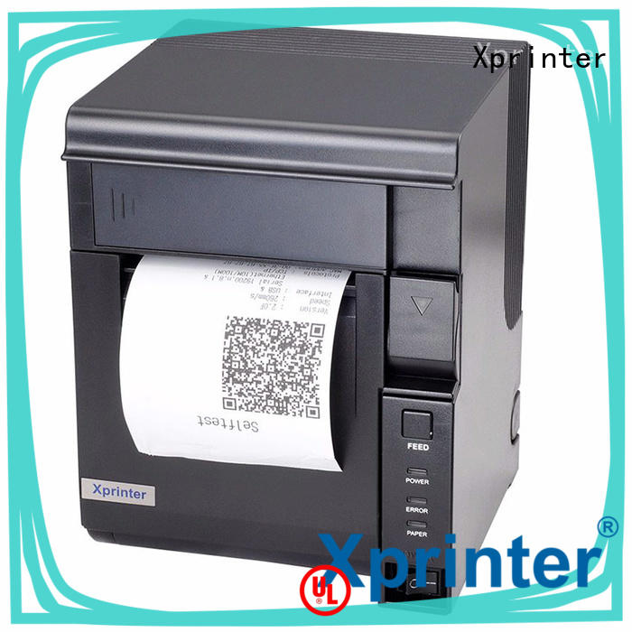 Xprinter standard 80mm thermal receipt printer factory for store