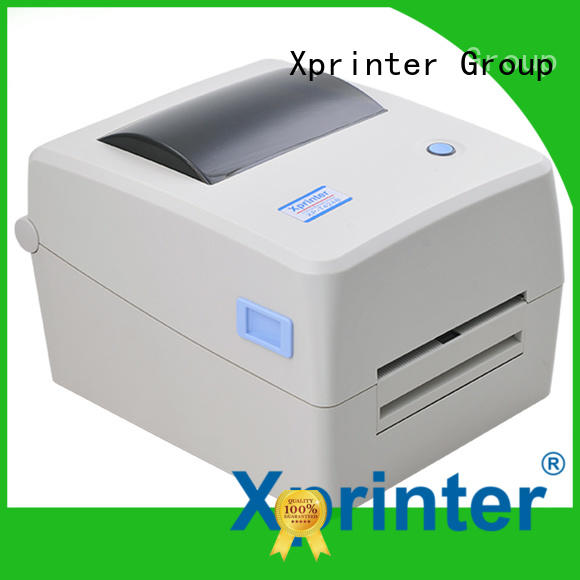 large capacity direct thermal label printer with good price for store