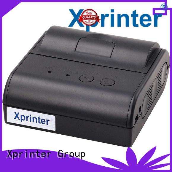 portable cheap mobile receipt printer factory for tax
