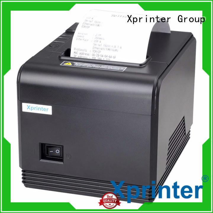 Xprinter multilingual small receipt printer DC 24V for retail