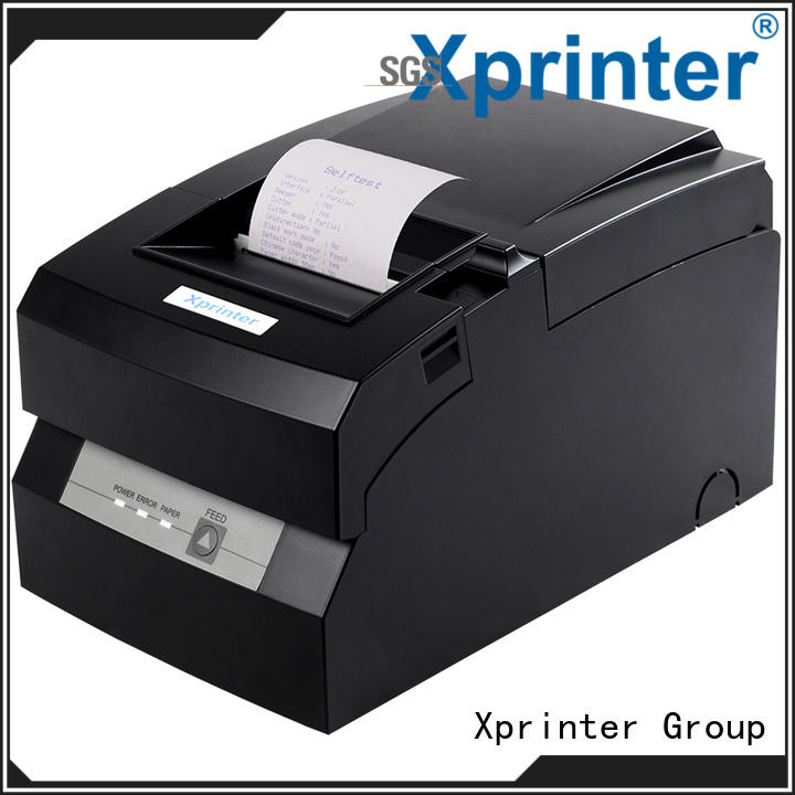 Xprinter wifi pos printer supplier for industry