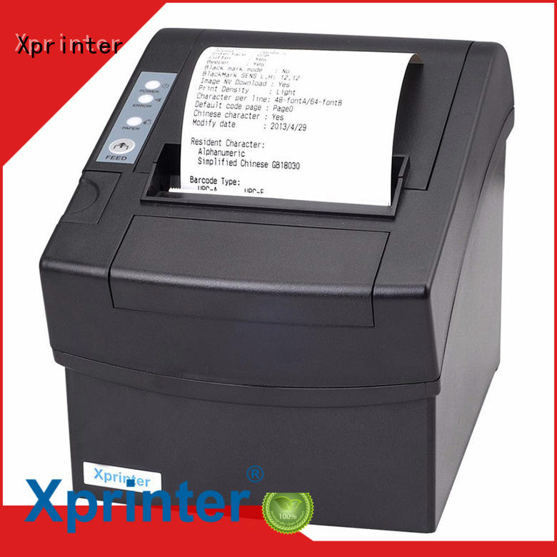 Xprinter 80mm receipt printer factory for shop