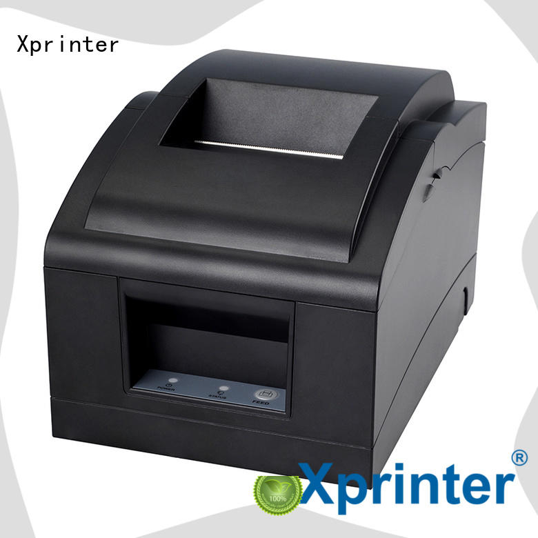 Xprinter top quality point of sale thermal printer personalized for industrial