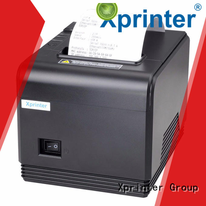 Xprinter square receipt printer with good price for retail