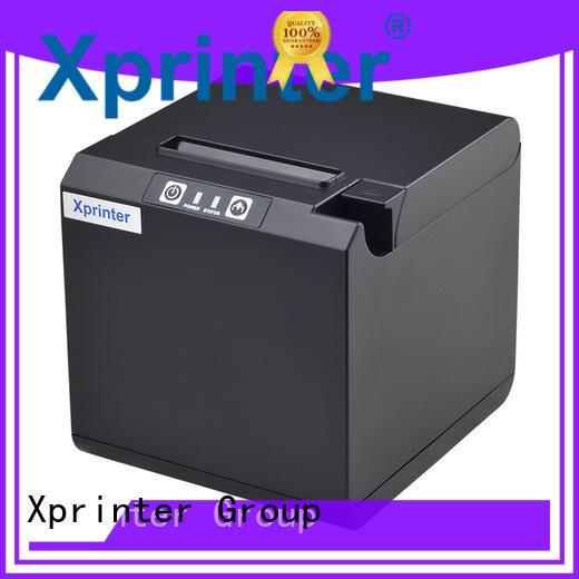 Xprinter square shape bluetooth receipt printer factory for store