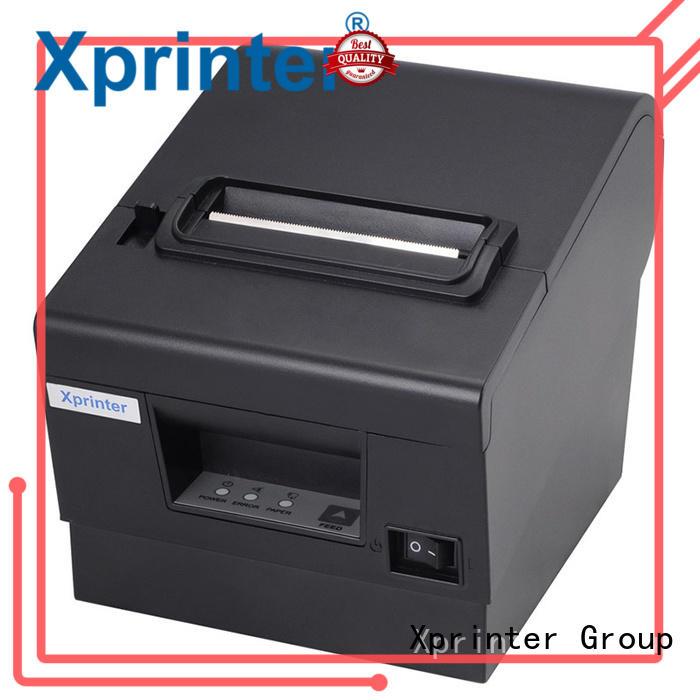 Xprinter multilingual bill printer design for shop