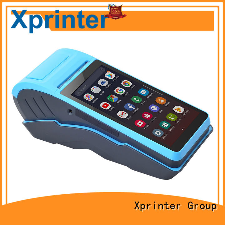 Xprinter durable handheld thermal printer with good price for supermarket
