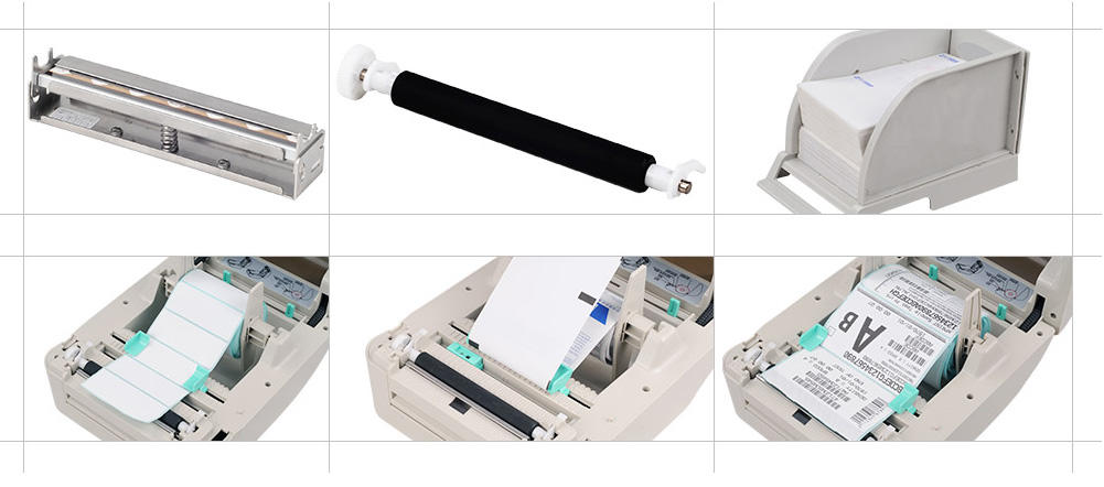 Xprinter 4 inch thermal printer directly sale for catering-3