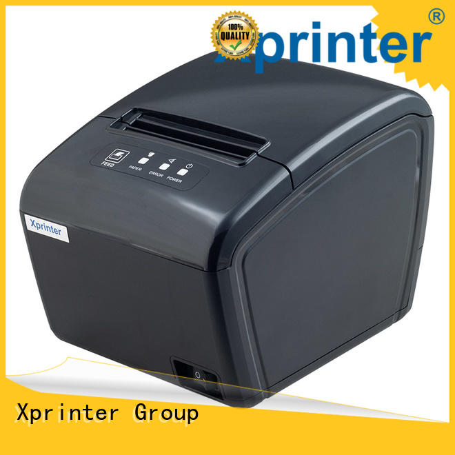 Xprinter sturdy retail receipt printer commonly used for medical care