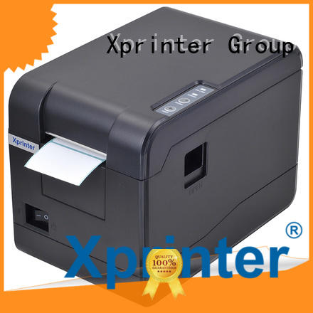 miniature label printer personalized for shop