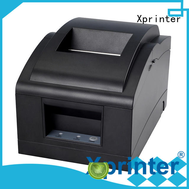 Xprinter cheap dot matrix printer manufacturer for supermarket