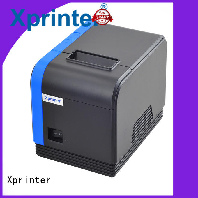 Xprinter durable bluetooth credit card receipt printer customized for shop