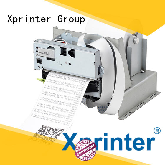 Xprinter durable panel mount printer customized for shop