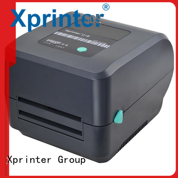 Xprinter durable best barcode label printer for shop
