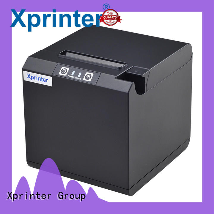Xprinter high quality ethernet receipt printer personalized for mall