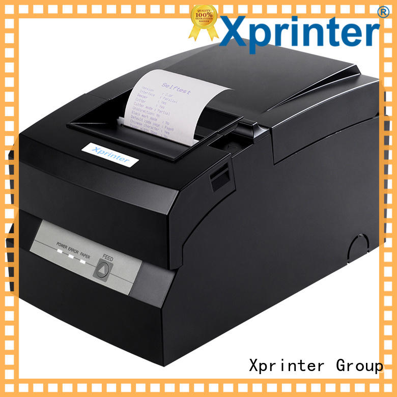 Xprinter efficient recipe printer factory price for industry