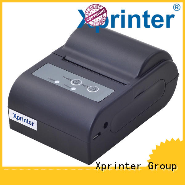 large capacity cheap mobile receipt printer design for catering