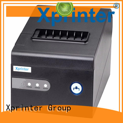 Xprinter quality bluetooth credit card receipt printer xp7645iii for post