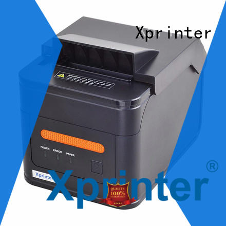 Xprinter traditional 80mm thermal receipt printer inquire now for store