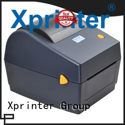 Xprinter monochromatic barcode label printing machine directly sale for catering