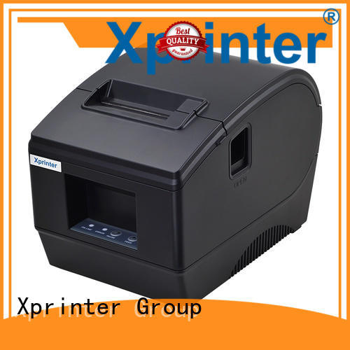 Xprinter durable direct thermal receipt printer personalized for mall