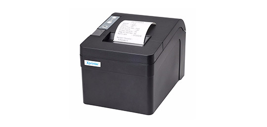 thermal receipt printer 58mm for shop Xprinter-1