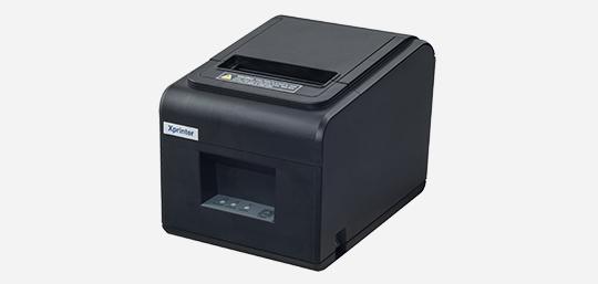 Xprinter reliable desktopposreceiptprinter with good price for retail-1