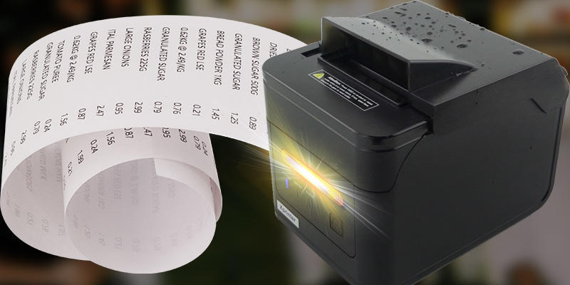Xprinter lan till receipt printer inquire now for mall