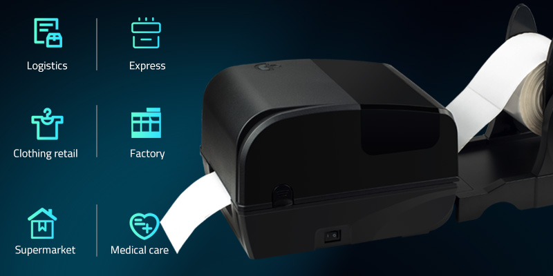 Xprinter large capacity best thermal printer with good price for catering-1