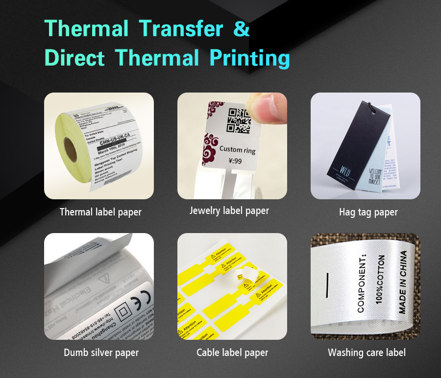 dual mode vendor thermal printer inquire now for shop-2