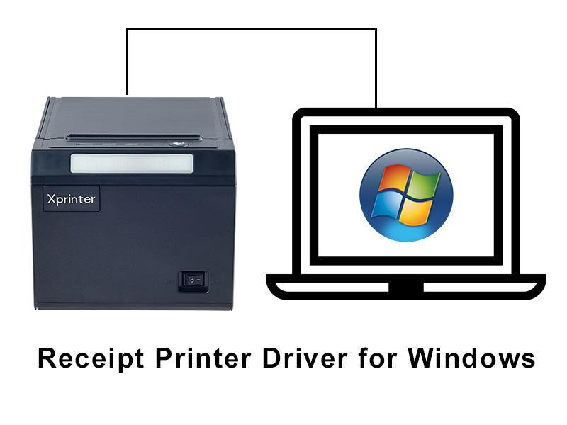 Receipt Printer Driver for Windows