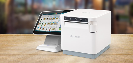 Xprinter 80mm bluetooth printer design for store-1